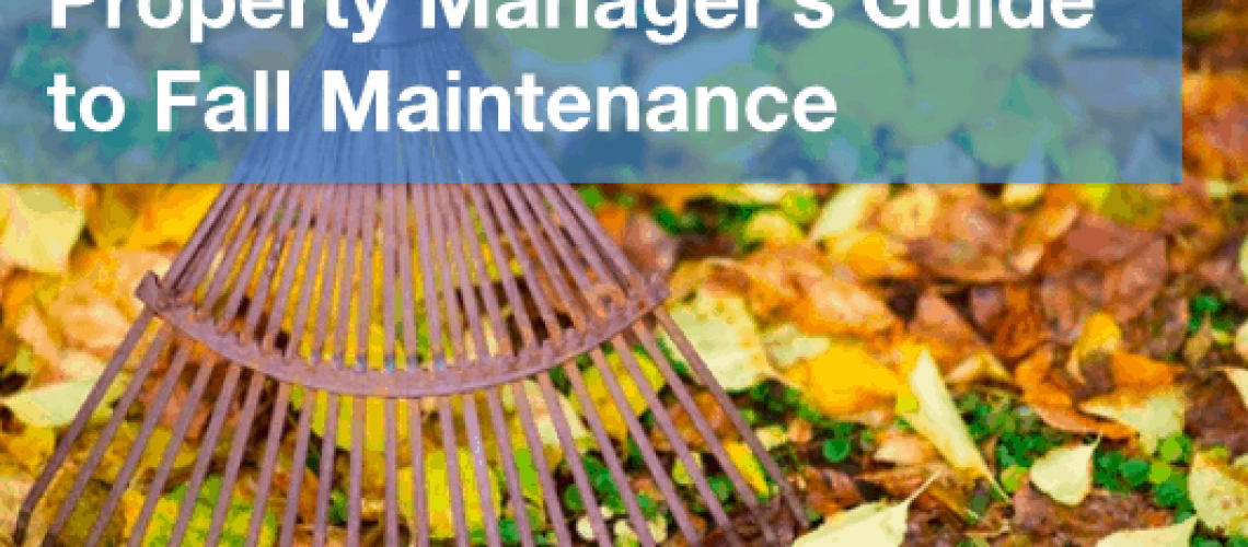 Property manager guide to fall maintenance - aden earthworks