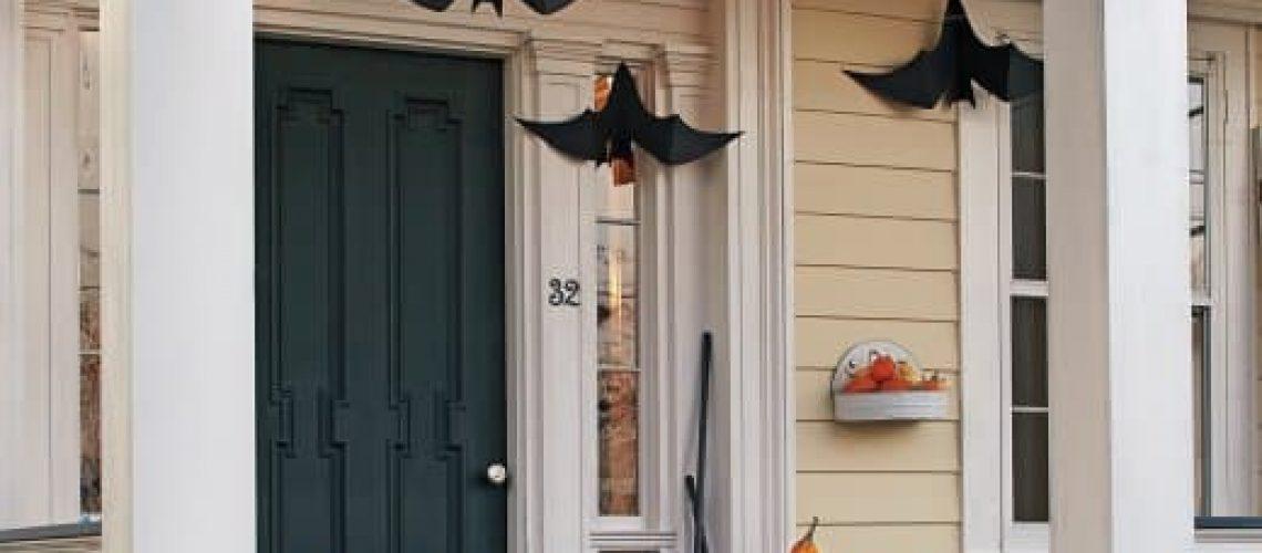 halloweenhangingbats